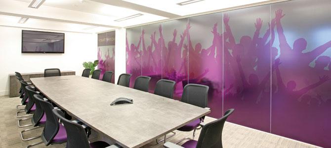 Jackpot Party Metrix Office Interiors Bespoke Office