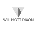 Willmott Dixon Logo - Metrix Interiors has worked with this company